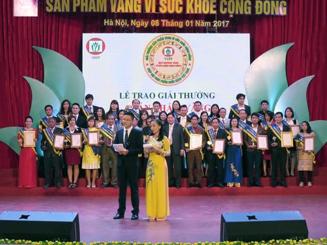 San pham Vang vi chat luong cong dong 1