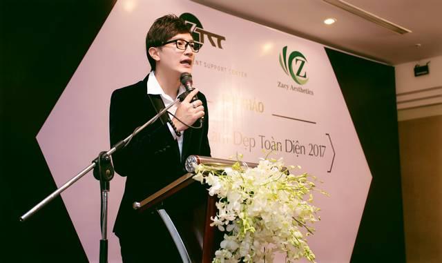 Hội thảo Xu hướng Làm đẹp-phunuhiendai.vn-1
