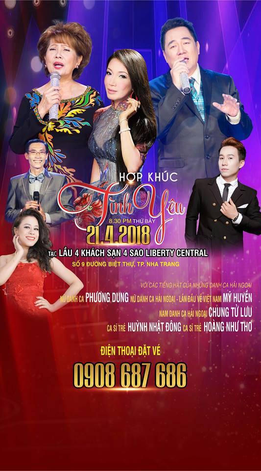 Chung Tu Luu 2018 Nha Trang