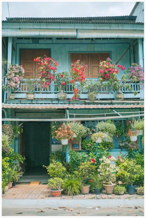 Đây là căn nhà trong mơ…