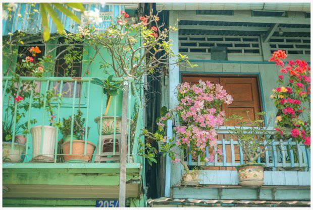 Chỉ là một ngôi nhà vô tình thấy ở An Giang thôi, nhưng cũng đủ khiến bao người muốn về hưu và sống đời an yên