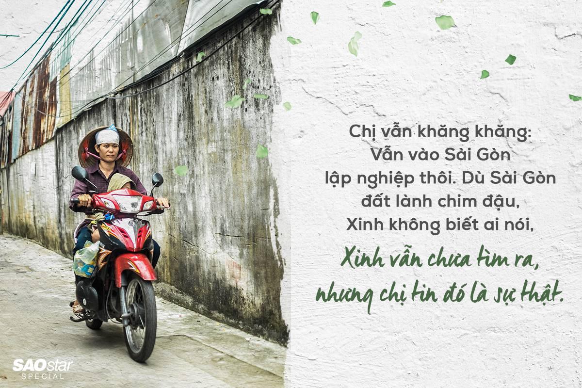 Hành trình 14 năm tìm lại sự sống, ký ức và ước mơ của Xinh trên đất Sài Gòn
