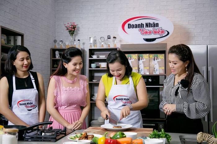 Doanh nhân Quách Kim Loan mang hương vị đồng quê đến DNVB