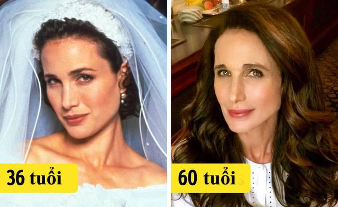 10 người phụ nữ ngoài 50 tuổi vẫn trẻ đẹp mà không cần nhờ đến dao kéo