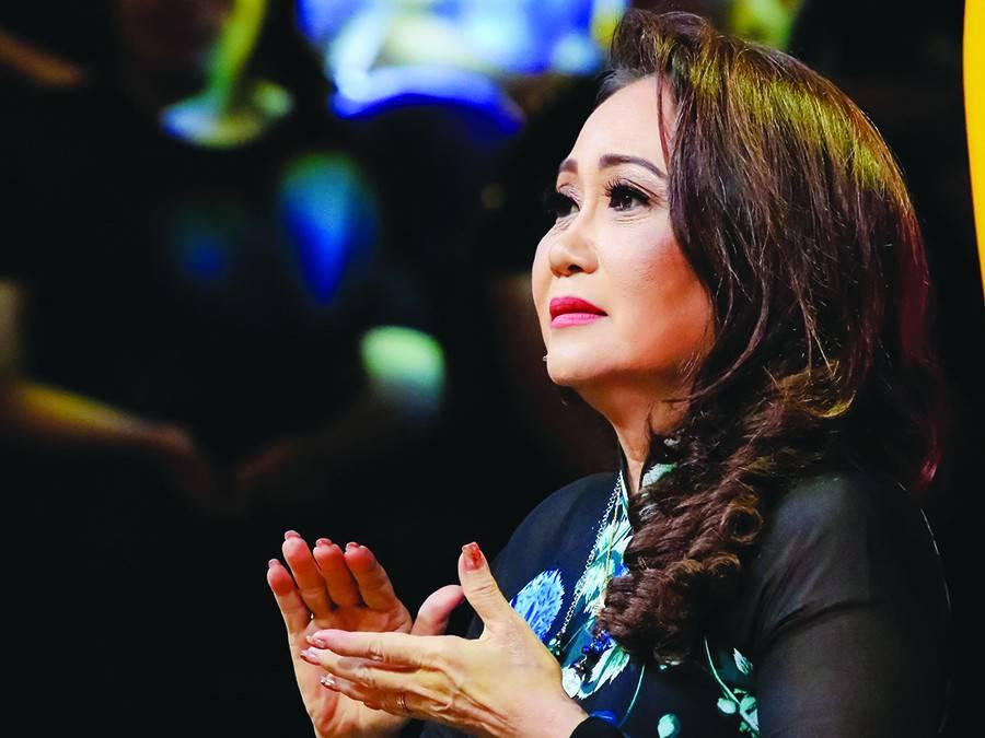 Ngôi sao - Nghệ sĩ Thanh Hằng: Lòng an nhiên khi trở về quê hương