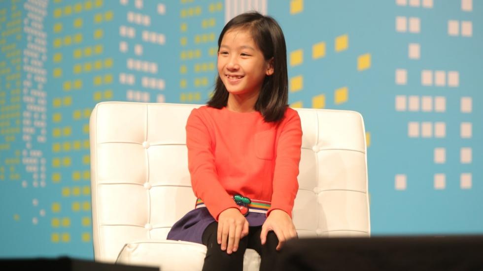 Gia đình - Từ cách giáo dục hiện đại của mẹ, cô bé 12 tuổi sở hữu riêng cho mình một công ty (Hình 4).