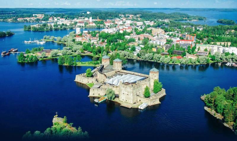 Phần Lan, đất nước hạnh phúc - ảnh 1