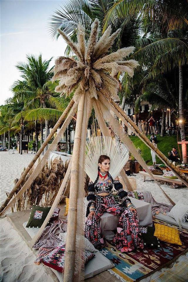 Nữ tỷ phú Ấn Độ tổ chức đám cưới xa hoa ở Phú Quốc giàu cỡ nào? - Ảnh 2.