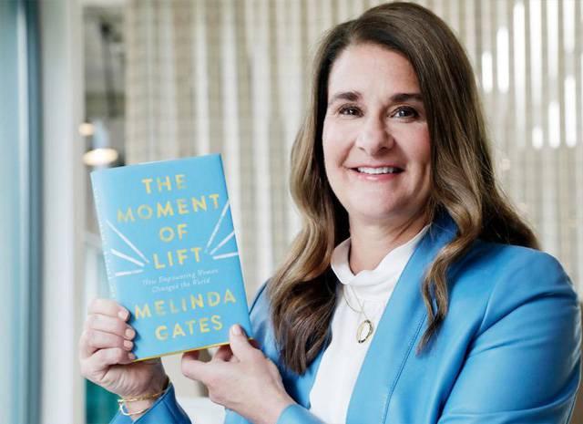 Melinda Gates tiết lộ cuốn sách ảnh hưởng sâu sắc nhất đến cuộc đời mình: Tôi đọc nó gần như hằng ngày, mỗi lần mở ra tôi lại học thêm được nhiều điều mới mẻ! - Ảnh 2.