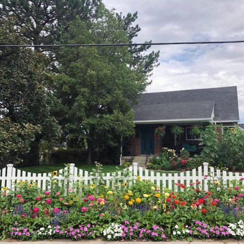 Cuộc sống vô cùng yên bình của cặp vợ chồng cùng 4 con trai bên khu vườn đầy hoa và rau - Ảnh 35.