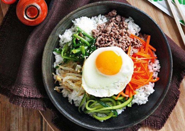 Bí quyết làm cơm trộn Hàn Quốc ai ăn cũng thích mê 2
