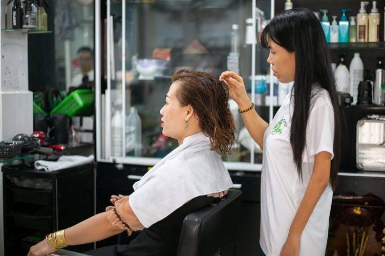 Sản phẩm của Kim Hoàng tiếp cận người tiêu dùng.