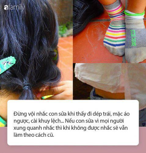 Nhà giáo Montessori từng gây tranh cãi khi khuyên cho con ngủ lúc 7h tối: Đừng vội nhắc con sửa khi thấy đi dép trái, mặc áo ngược, cài khuy lệch - Ảnh 1.