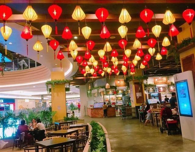 AEON Mall Bình Tân.