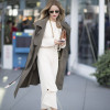 Simple-White-Dress-Classic-Trench