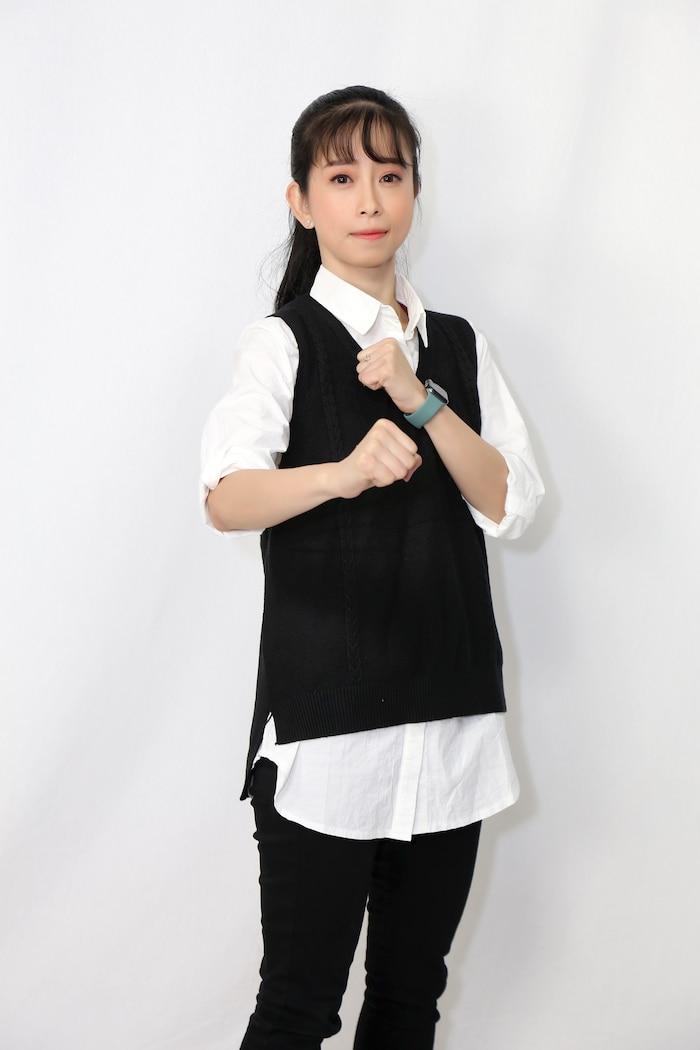 Hotgirl Taekwondo Châu Tuyết Vân
