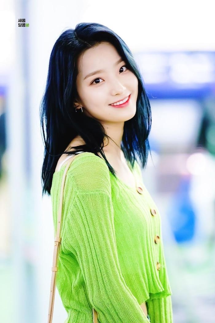 Netizen Hàn bình chọn top 10 idol nữ sở hữu gương mặt hoàn hảo ngay cả khi là nam ảnh 0