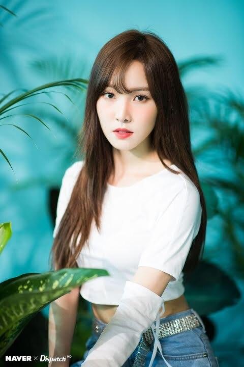 Netizen Hàn bình chọn top 10 idol nữ sở hữu gương mặt hoàn hảo ngay cả khi là nam ảnh 4