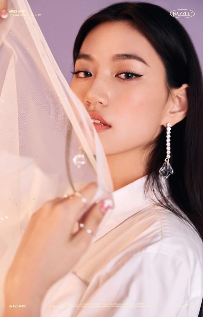 Netizen Hàn bình chọn top 10 idol nữ sở hữu gương mặt hoàn hảo ngay cả khi là nam ảnh 14