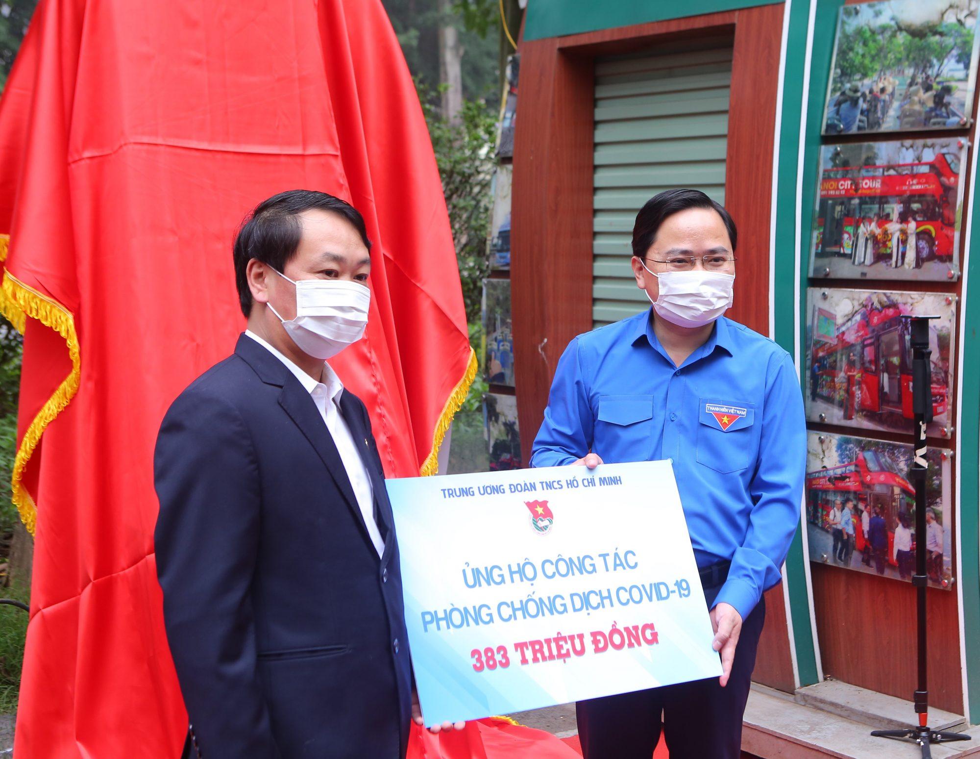 Sức khỏe - Chi Pu làm đại sứ của Quỹ 100 trạm rửa tay dã chiến phòng chống dịch Covid - 19 (Hình 2).