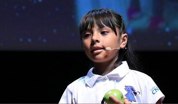 Cộng đồng mạng - Bé gái 8 tuổi được hiệu trưởng Đại học đích thân viết thư tay mời nhập học (Hình 4).