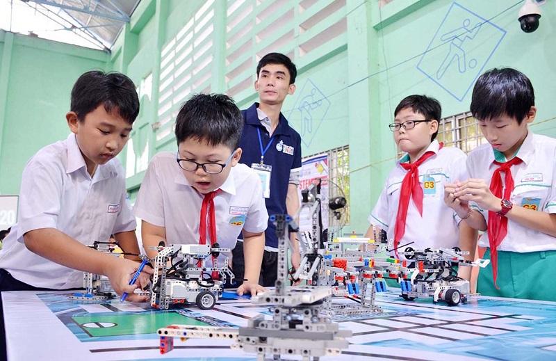 Quy mô và chất lượng GD Việt Nam được thể hiện rõ qua hoạt động đổi mới đáp ứng yêu cầu hội nhập và phát triển.