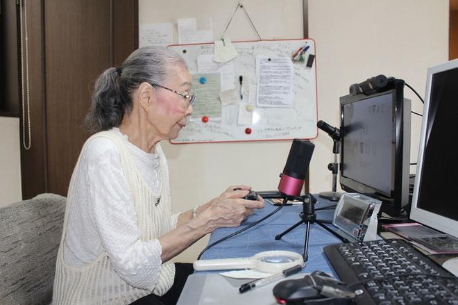 Cộng đồng mạng - Chuyện chưa kể về nữ game thủ già nhất thế giới
