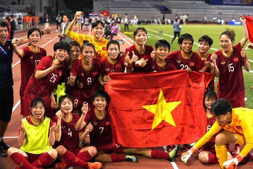 Các cô gái vàng Việt Nam kết thúc năm 2020 với vị trí thứ 5 châu Á và 34 thế giới.