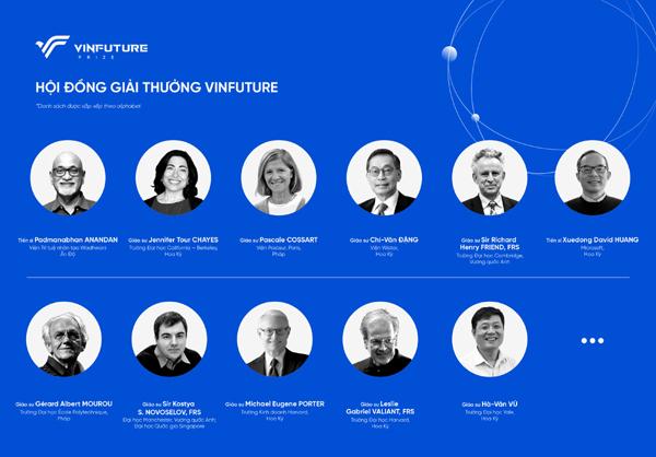'VinFuture chứng tỏ vị thế và tầm ảnh hưởng đặc biệt của Việt Nam'