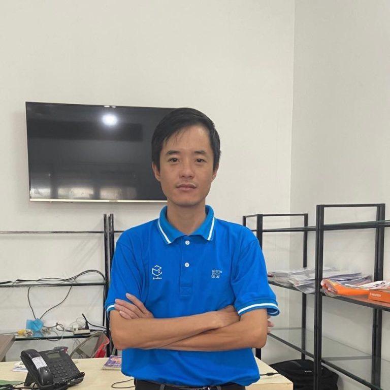 CEO Hoàng Anh Lâm - Dịch Vụ IT của ProBox Service sẽ tiết kiệm và giúp doanh nghiệp tăng trưởng - 1