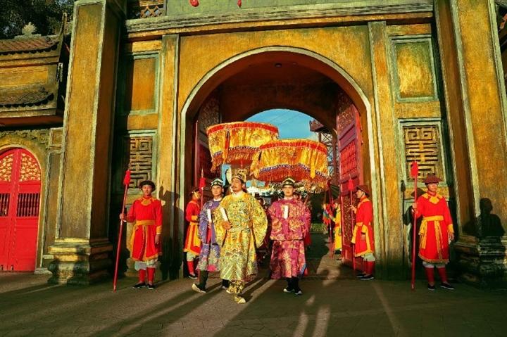 'Tinh hoa Việt Nam' là chương trình thực cảnh đặc sắc về văn hóa Việt Nam - 3
