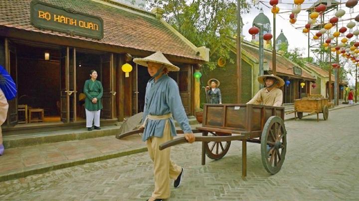 'Tinh hoa Việt Nam' là chương trình thực cảnh đặc sắc về văn hóa Việt Nam - 6